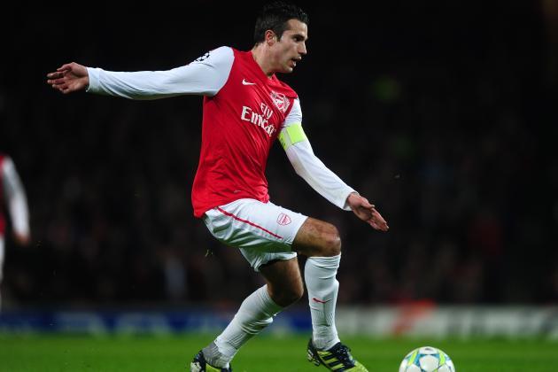 Arsenal Transfer Rumors: Gunners Must Soften Stance and Sell Robin van Persie