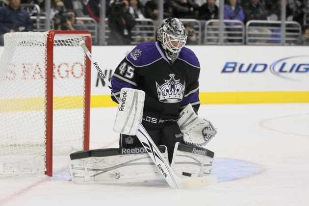 Maple Leafs Rumors: Jonathan Bernier Would Solve Toronto's Goaltending Woes