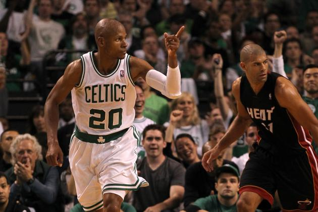 How Would Ray Allen Fit In on the Miami Heat?