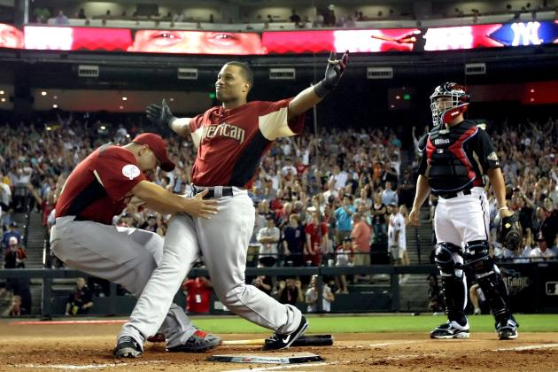 Home Run Derby 2012: Breaking Down Favorites from Robinson Cano's AL Squad