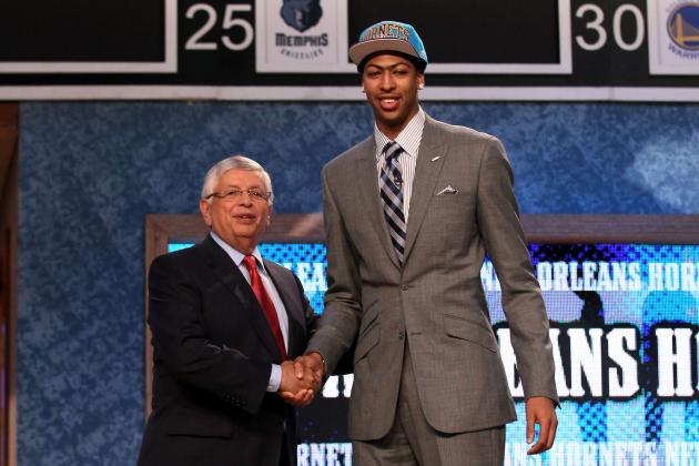 New Orleans Hornets: Eric Gordon-Anthony Davis Core Sets Up Incredible Future