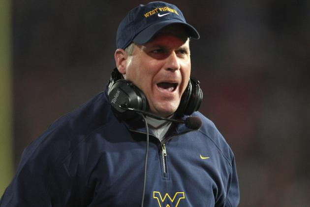 College Football: Rich Rodriguez's Food Plan Shows He's Smarter Than Folks Think