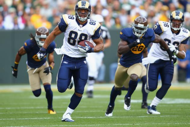 Lance Kendricks Can Emerge as Sam Bradford's Favourite Target for St. Louis Rams