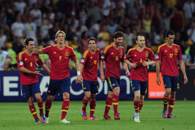 2014 World Cup: Can Anyone Stop Spain From Winning Again?
