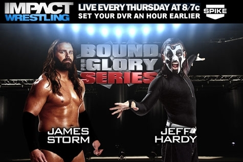 Impact Wrestling Preview: Storm vs Hardy, a Title Match, the X-Division and More