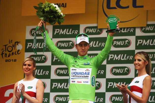 Tour de France 2012 Stage 3 Standings and Results: Crashes Shake Up Leaders