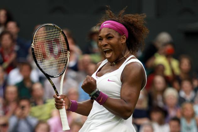 Serena Williams Defeats Petra Kvitova to Advance to Wimbledon 2012 Semifinals