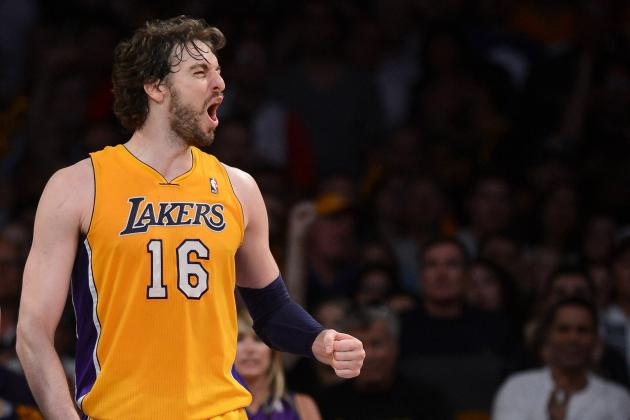 Lakers Trade Rumors: Pau Gasol Needs Timberwolves to Salvage His Career
