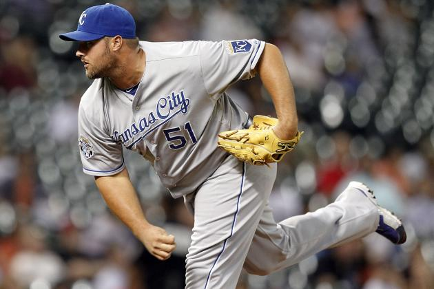 MLB All-Star Game 2012: Jonathan Broxton Deserves AL's Final Vote