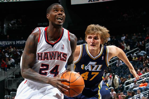 NBA Free Agents 2012: Can Marvin Williams Resurrect His Career with Utah Jazz?