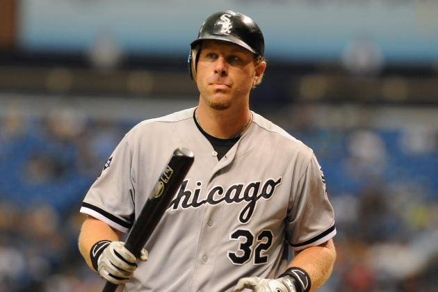 Chicago White Sox: Do Adam Dunn's Mounting Strikeout Totals Matter?