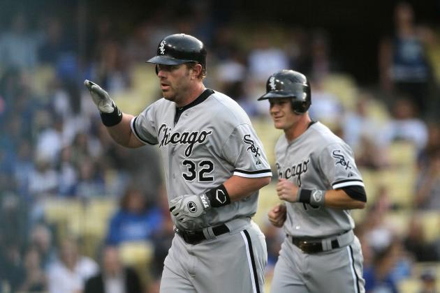 MLB 2012 All Star Game: Adam Dunn and All-Stars Rebounding from Subpar Seasons