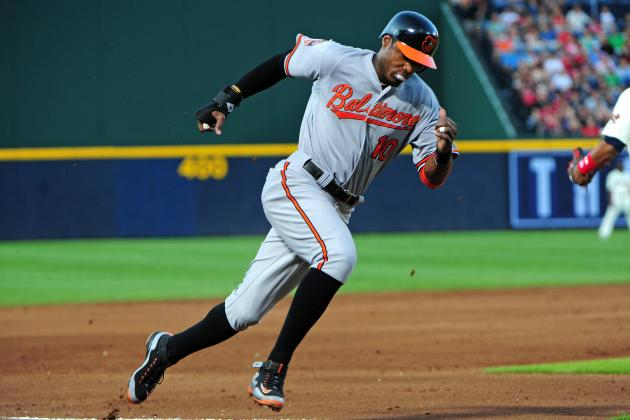 Orioles Trio Tabbed for AL All-Star Squad