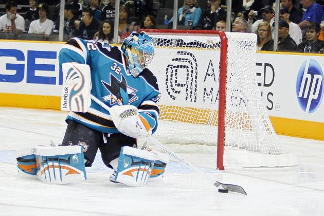 NHL Free Agency 2012: San Jose Sharks Sign Several Free Agents