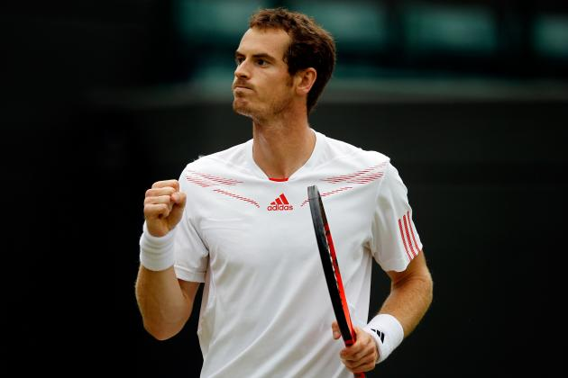 Wimbledon 2012: Why Andy Murray Is Poised to Win His 1st Championship