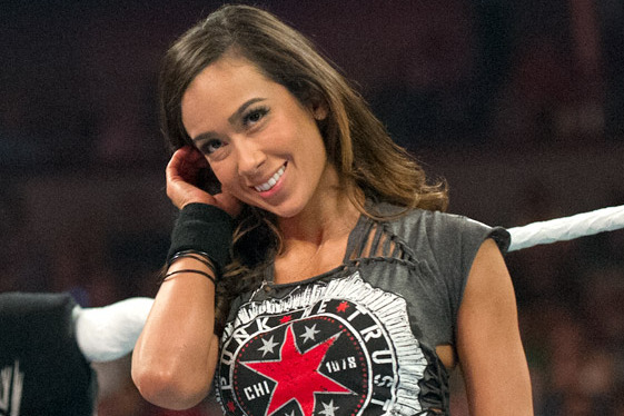 Why AJ Lee Is WWE's Best On-Screen Character