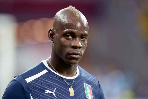 Mario Balotelli: Why the Italian Will Win the Golden Boot in the EPL Next Season