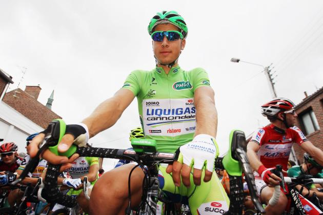 Tour De France 2012 Stage 3 Results: Winner, Leaderboard and Highlights