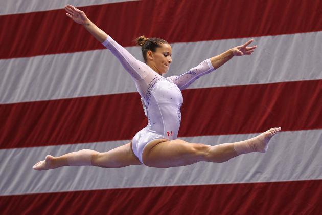 Alicia Sacramone: US Olympic Gymnastics Team Needed Her Experience in London
