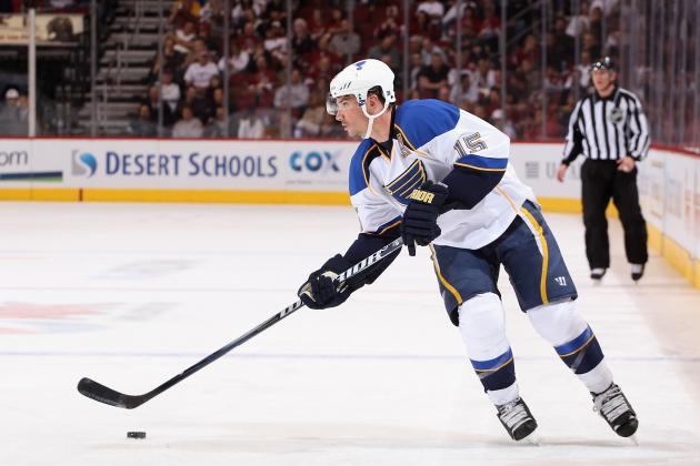 2012 NHL Free Agents: Jamie Langenbrunner and 5 of the Best Veterans Available