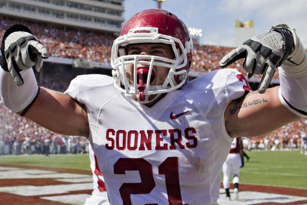 College Football 2012 Top 150 Players: No. 83 Tom Wort Oklahoma LB