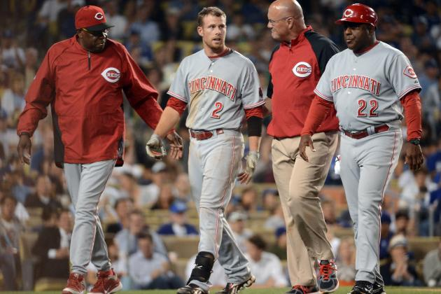 Zack Cozart Undergoes Tests After Being Hit by Pitch