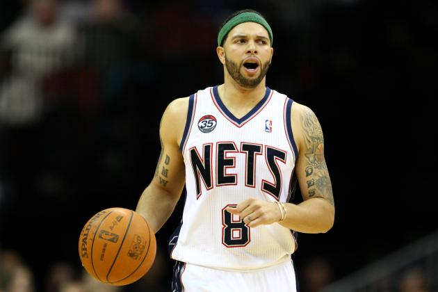NBA Free Agency 2012: Deron Williams Will Stay in Brooklyn Without Dwight Howard