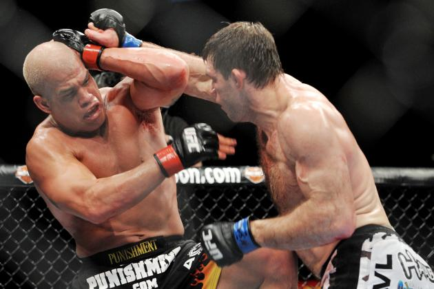 UFC 148 Results: Forrest Griffin Defeats Tito Ortiz
