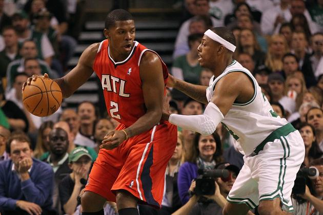 Joe Johnson on the Brooklyn Nets