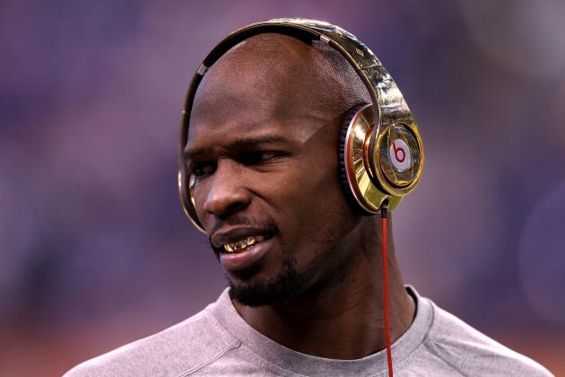 Chad Ochocinco Steps Up for Grieving Widow with Wedding Invite