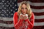 Most Patriotic Hotties in Sports