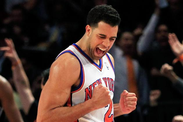 Jeremy Lin Speculation: How Does Raptors Pursuit of Landry Fields Affect Star PG
