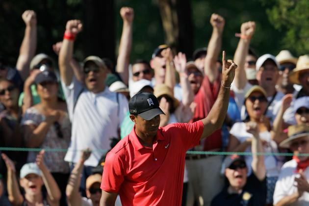 Tiger Woods, AT&T National: Back in His Groove with Major on the Horizon
