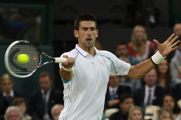 Wimbledon 2012: Novak Djokovic vs. Florian Mayer Preview