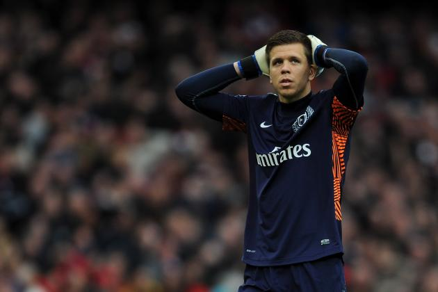 Arsenal: Should Wojciech Szczesny Be the Gunners' No. 1 Keeper in 2012-13?