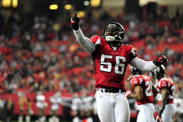 Counting Down the Top 25 Players in the NFC South: No. 19, Sean Weatherspoon