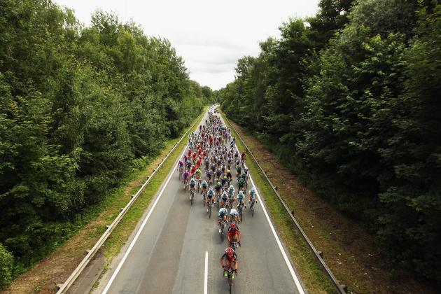 Tour De France 2012 TV Schedule: What to Watch for in Stage 4