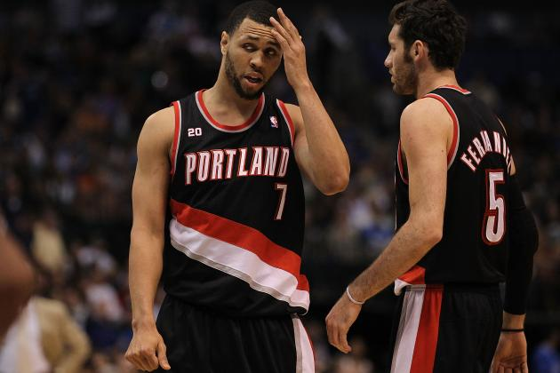 NBA Rumors: Brandon Roy Piques Cleveland Cavaliers' Interest