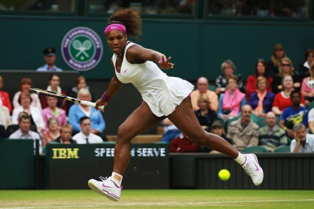 Wimbledon 2012: Serena Williams' Latest Performance Won't Win Her Title