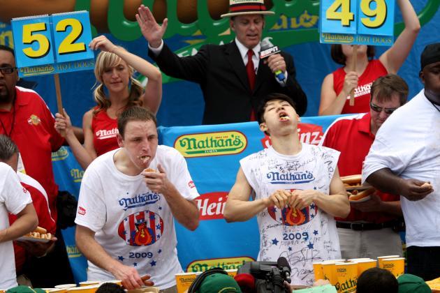 Kobayashi: Hot Dog Eating Contest Not the Same Without Former Champion