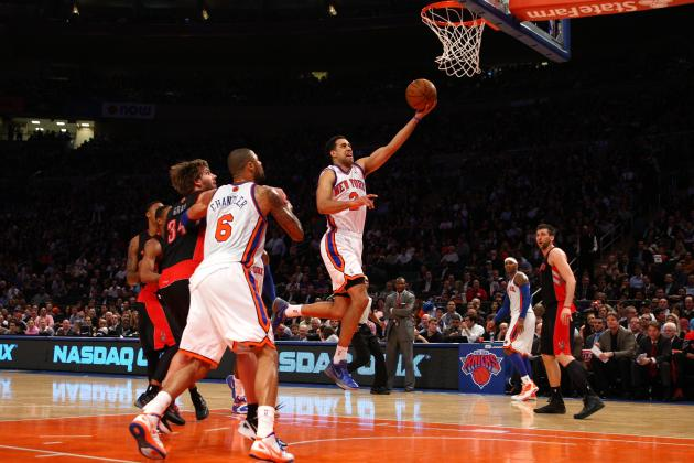 NBA Free-Agency Rumors: What Landry Fields to the Raptors Means for Knicks