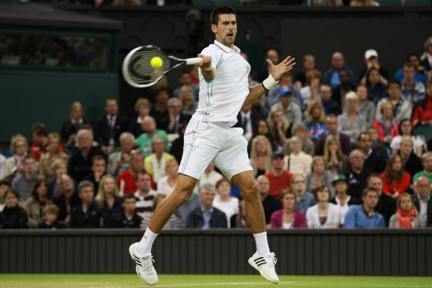 Wimbledon 2012: TK's Day 10 Picks