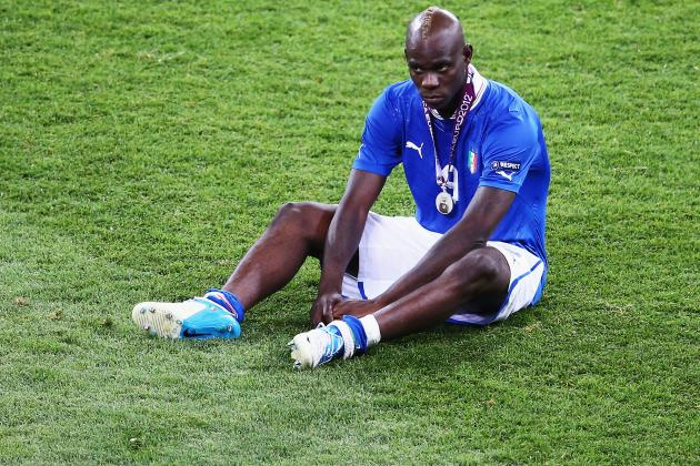 Report: Mario Balotelli About to Become First-Time Father