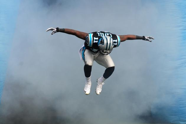Carolina Panthers: Predicting Brandon LaFell's 2012 Season