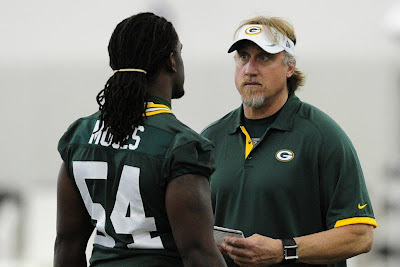 Undrafted Packers OLB Moses Using His Energy to Climb Depth Chart