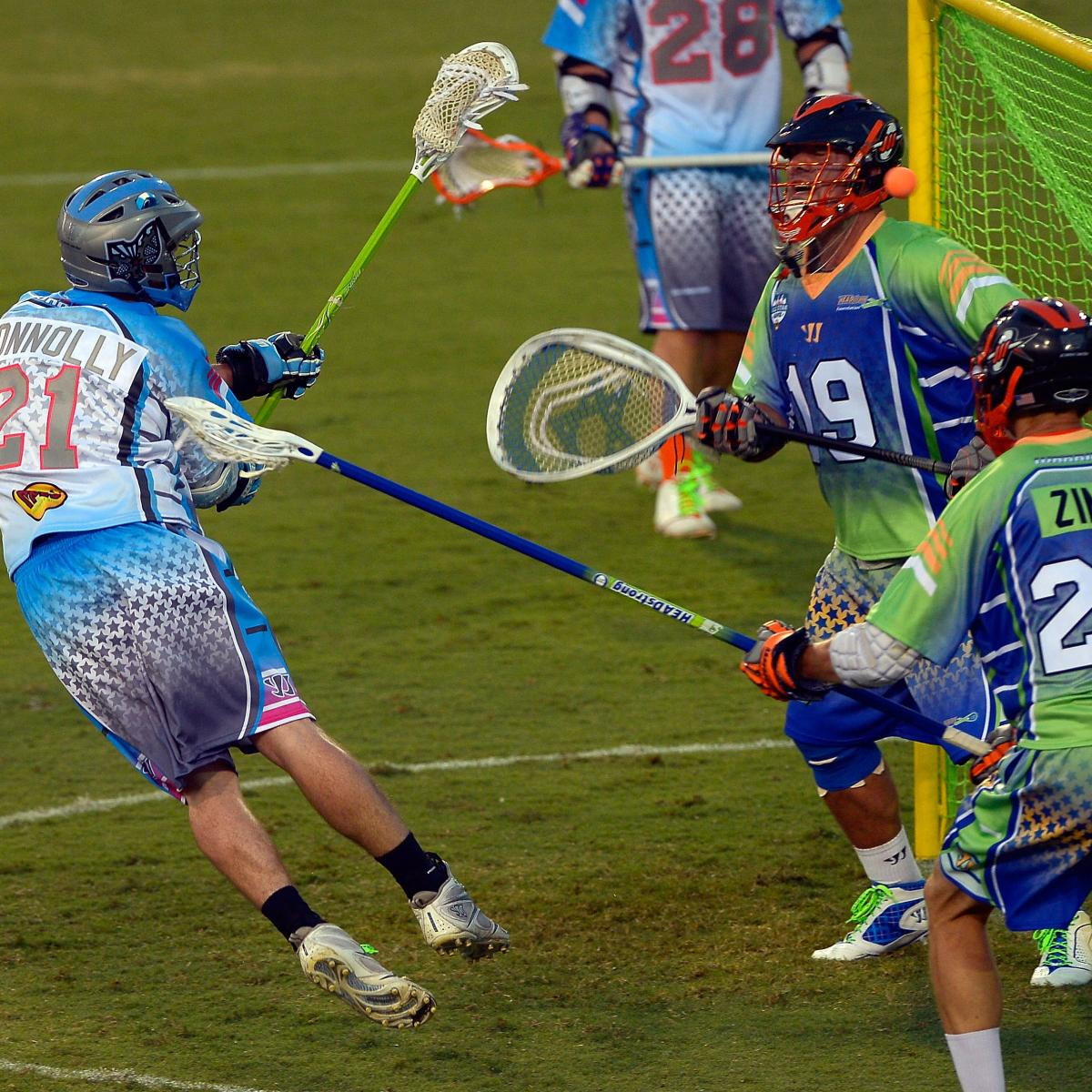 2012 Major League Lacrosse All-Star Weekend Full Analysis ...