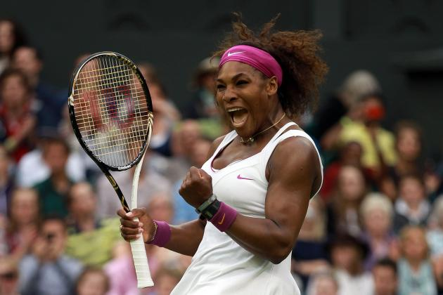 Serena Williams vs. Victoria Azarenka: 4-Time Wimbledon Champ Will Roll to Final