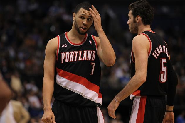 Former Blazers Star Brandon Roy Continues to Be Pursued by Several Teams