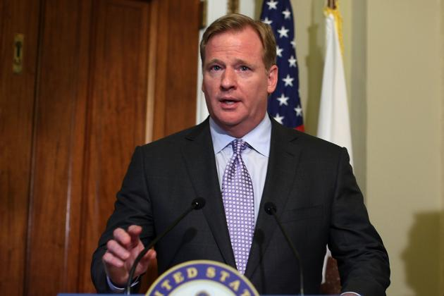 Roger Goodell Upholds Suspensions but Throws Players a Lifeline