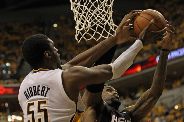 Hibbert to Sign $58 Million Offer Sheet with Blazers, Pacers Can Match